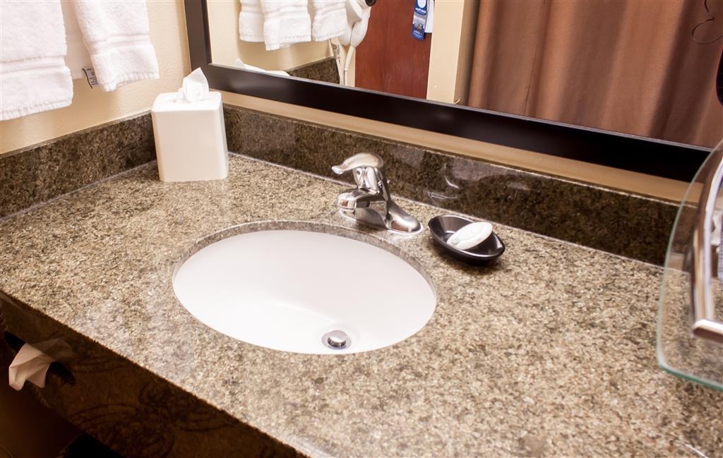 Best Western Elko Inn - Cuarto de baño de clientes