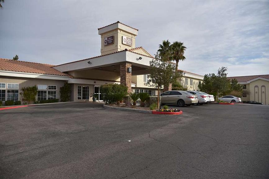 Best Western Plus Las Vegas West - Facciata dell'albergo