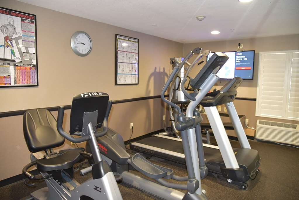 Best Western Plus Las Vegas West - Health club