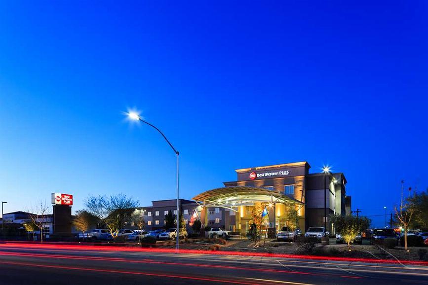 Best Western Plus Henderson Hotel - Area esterna