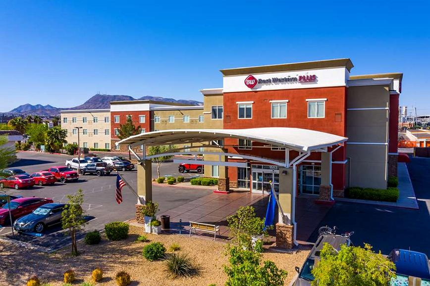 Best Western Plus Henderson Hotel - Thereu2019s no better way to experience Las Vegas than from the Best Western Plus Henderson Hotel.