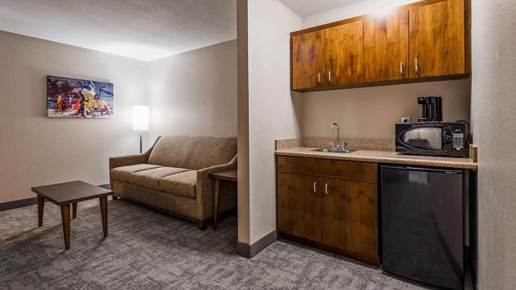 Best Western Plus Henderson Hotel - Chambre d'agrément