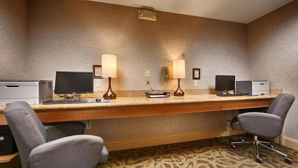 Best Western Plus North Las Vegas Inn & Suites - centro de negocios-característica