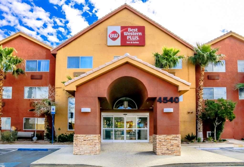 Best Western Plus North Las Vegas Inn & Suites - Vista Exterior