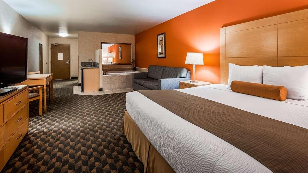 Best Western Plus North Las Vegas Inn & Suites - Vue de la piscine