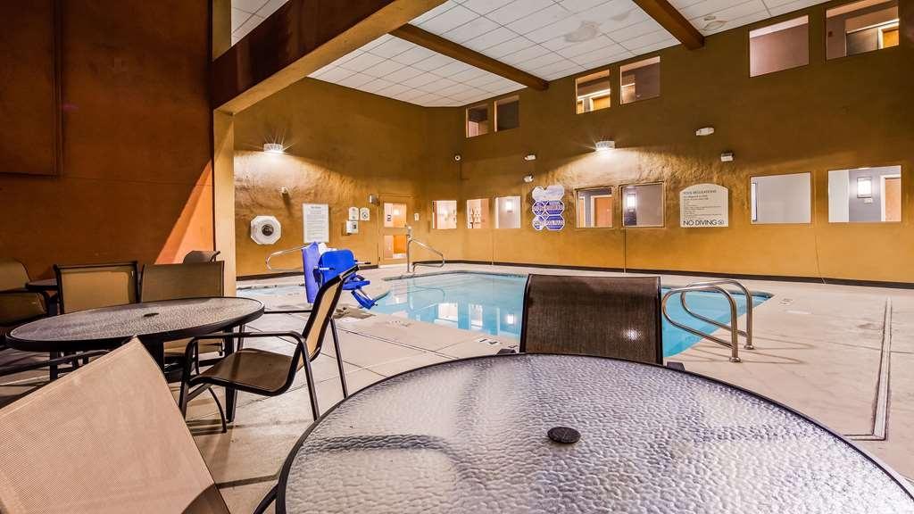 Best Western Plus North Las Vegas Inn & Suites - Indoor Pool