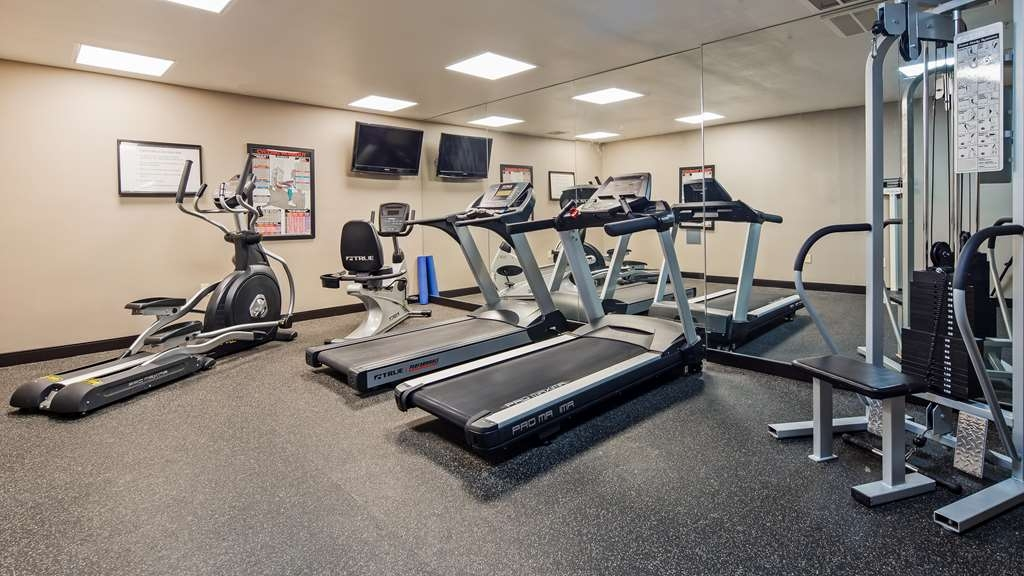 Best Western Plus North Las Vegas Inn & Suites - Fitness Center