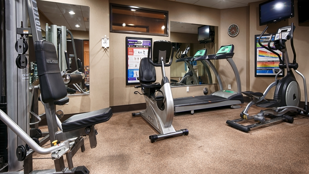 Best Western Plus Las Vegas South Henderson - fitnessraum