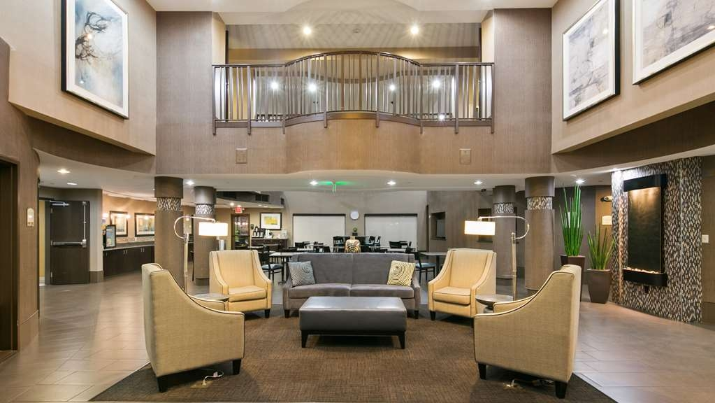 Best Western Plus Las Vegas South Henderson - Lobbyansicht