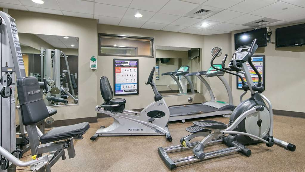 Best Western Plus Las Vegas South Henderson - Fitnessstudio