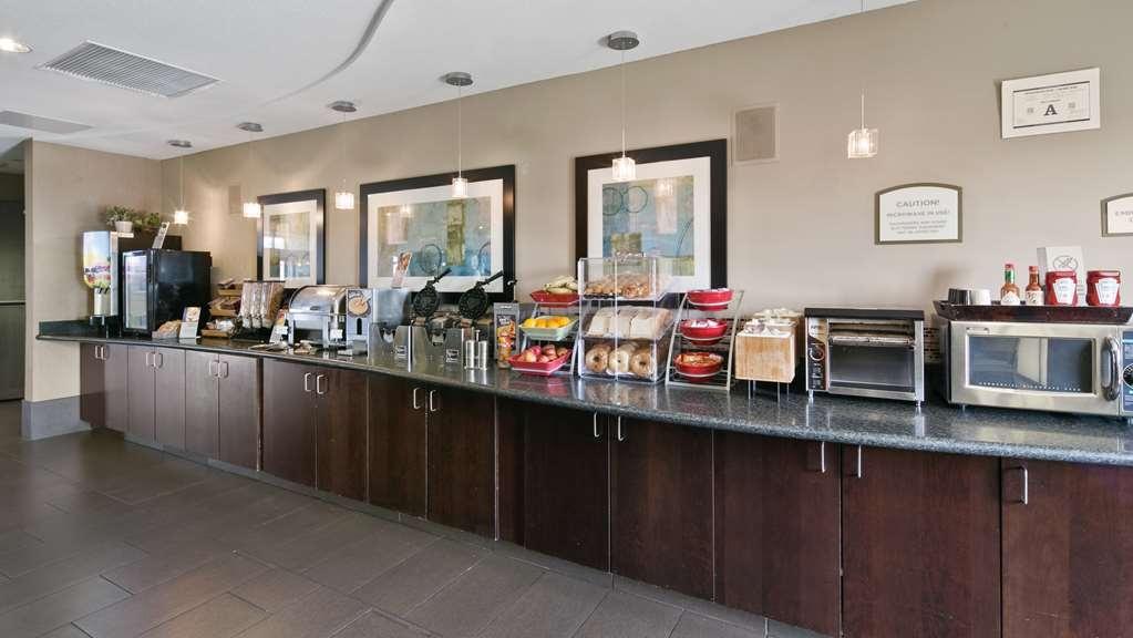 Best Western Plus Las Vegas South Henderson - Le petit déjeuner buffet