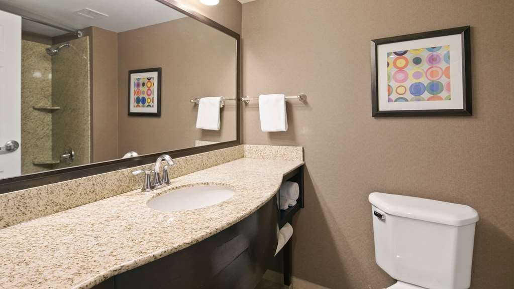 Best Western Plus Las Vegas South Henderson - Badezimmer