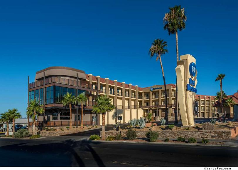 Best Western Hoover Dam Hotel - Vue extérieure