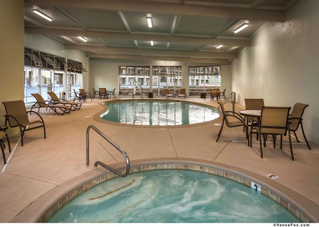 Best Western Hoover Dam Hotel - Indoor Pool and Hot Tub for Year-Round pleasure