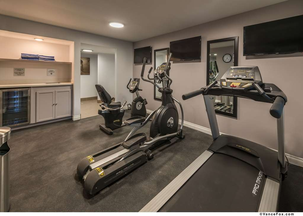 Best Western Hoover Dam Hotel - Exercise Room with all new equipment