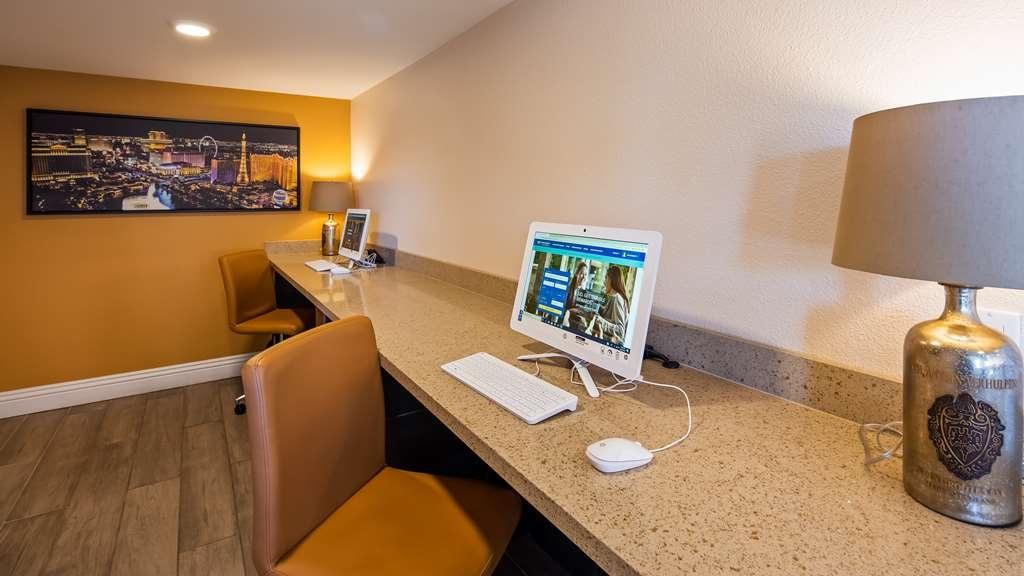 Best Western Hoover Dam Hotel - centro de negocios-característica