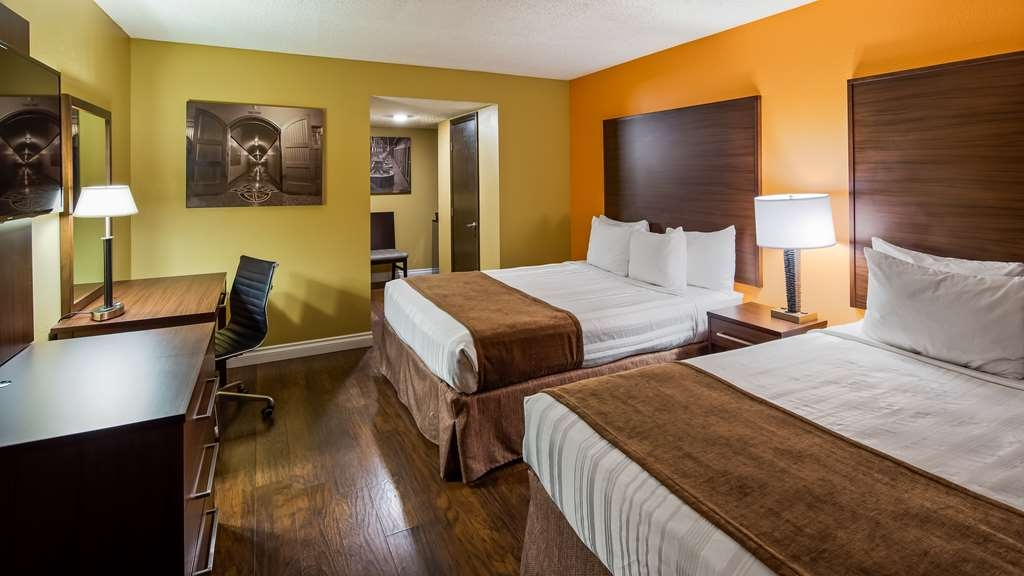 Best Western Hoover Dam Hotel - Guest room