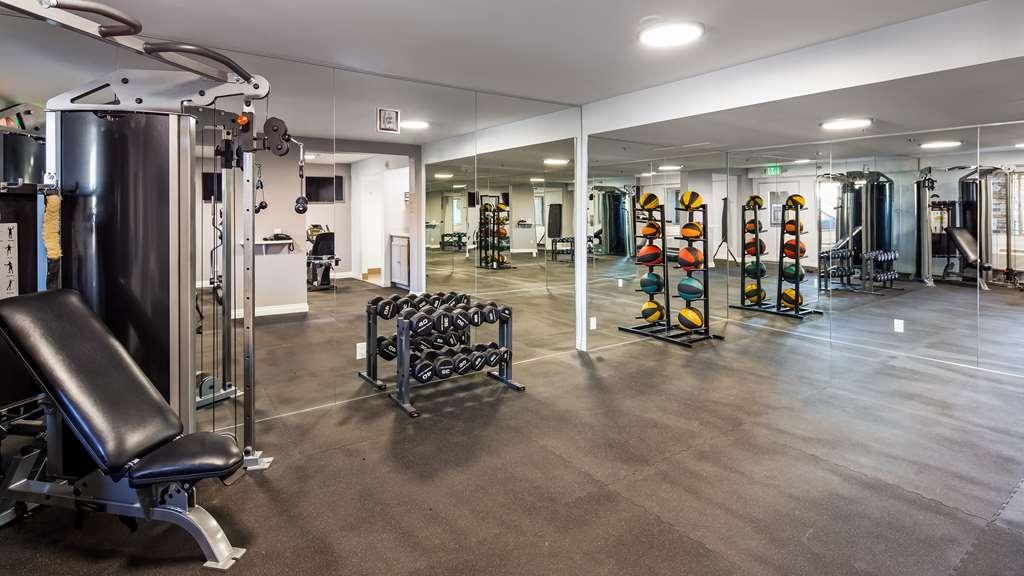 Best Western Hoover Dam Hotel - Fitnessstudio