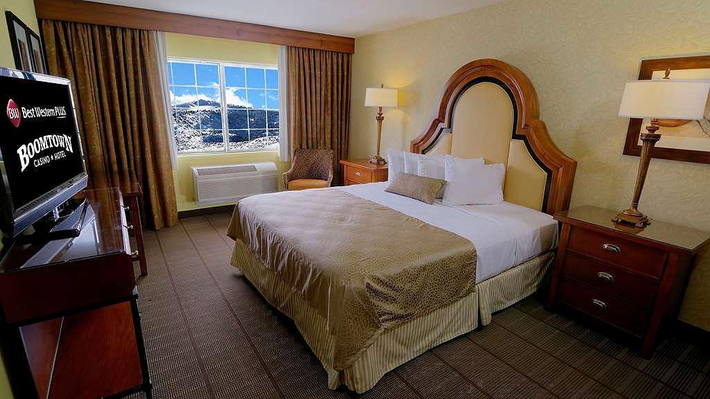 Best Western Plus Boomtown Casino Hotel Hôtel Verdi Best