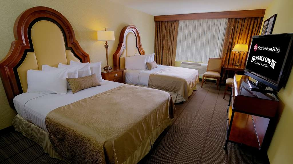 Best Western Plus Boomtown Casino Hotel - Habitaciones/Alojamientos