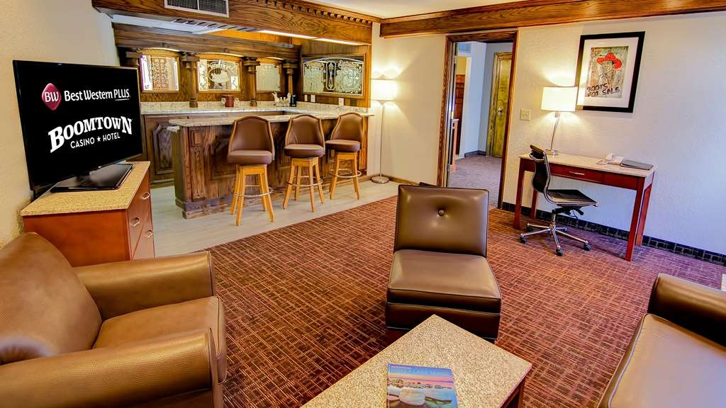 Best Western Plus Boomtown Casino Hotel - Suite