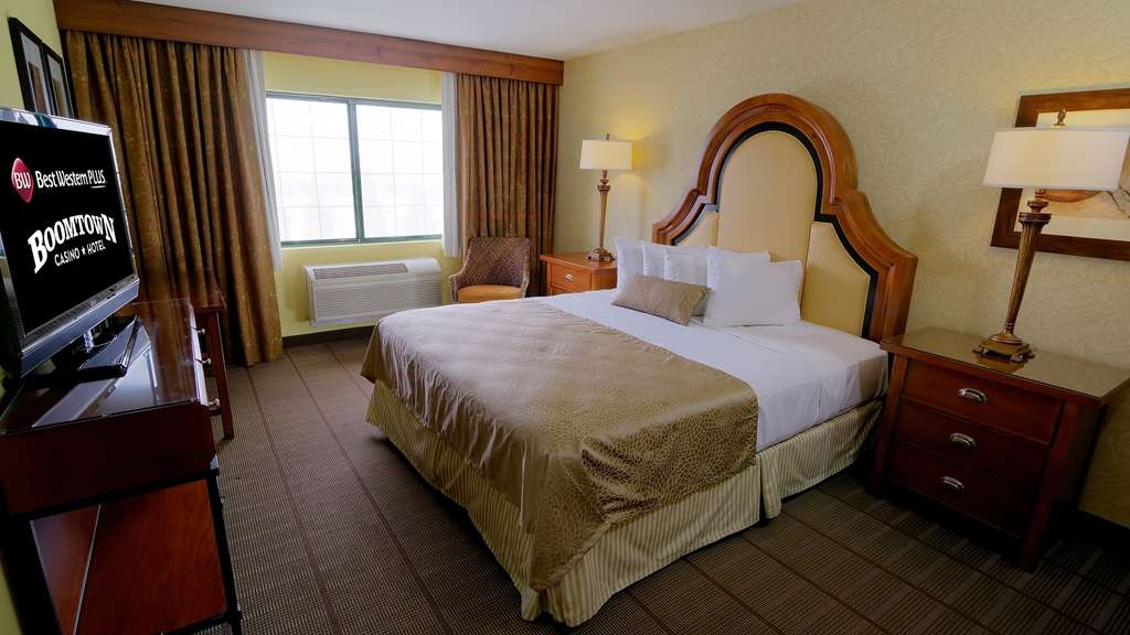 Best Western Plus Boomtown Casino Hotel - Chambres / Logements