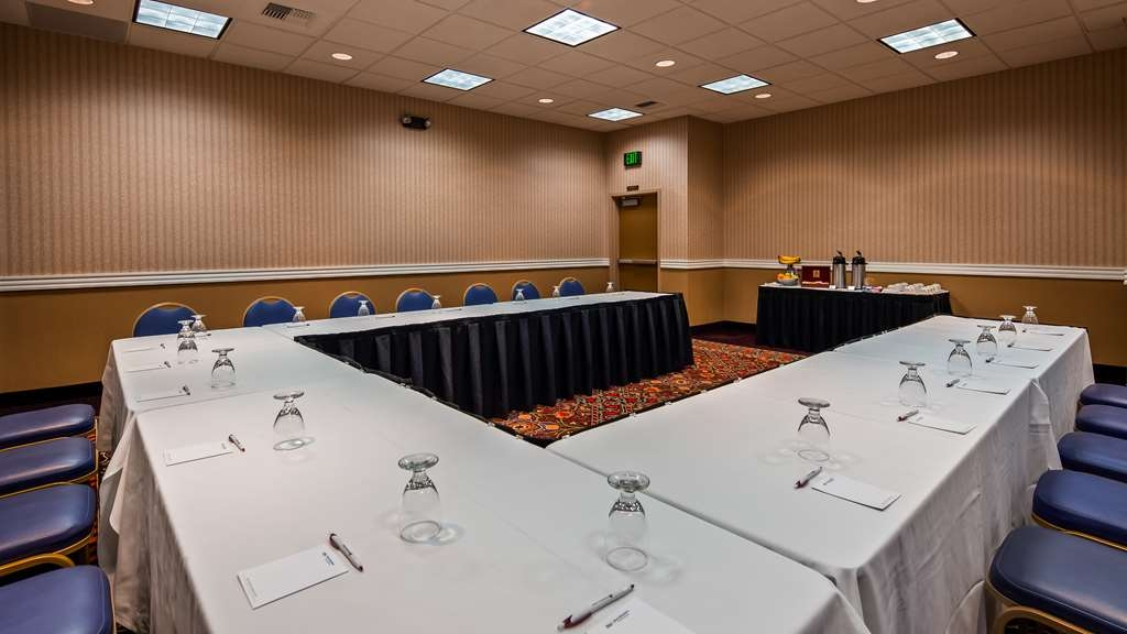 Best Western Plus Boomtown Casino Hotel - Salle de réunion