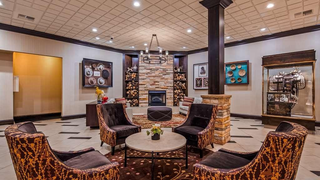 Best Western Plus Boomtown Casino Hotel - Vue du lobby