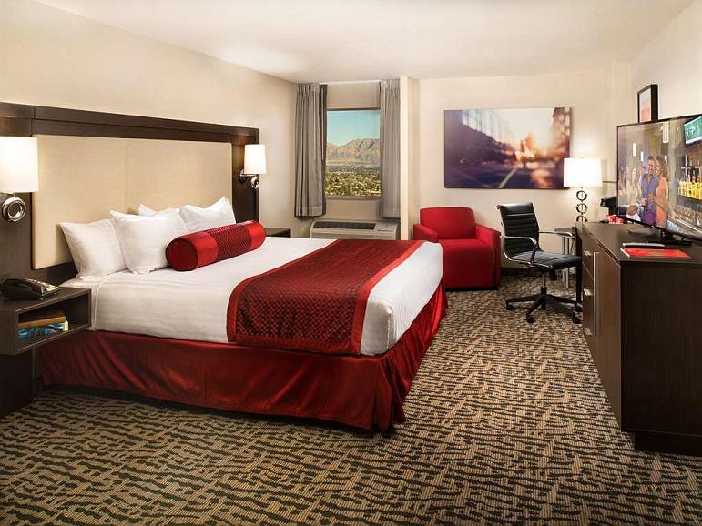 Stratosphere Casino Room Pictures
