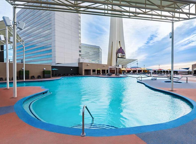Hotel en Las Vegas   Stratosphere Hotel, Casino & Tower, BW