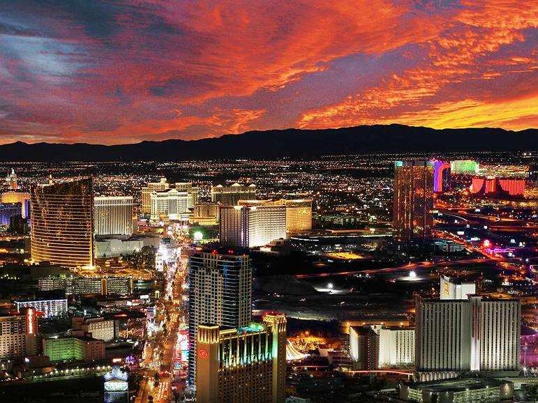 Hotel in Las Vegas | Stratosphere Hotel, Casino & Tower, BW