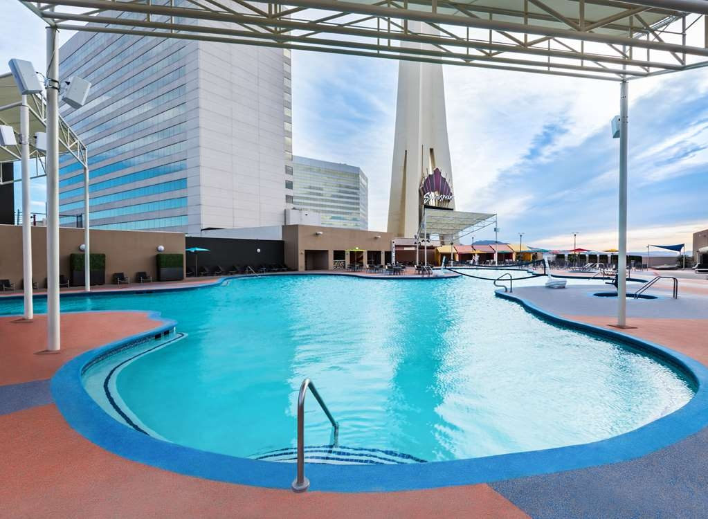 Stratosphere Hotel, Casino & Tower, BW Premier Collection - Piscina