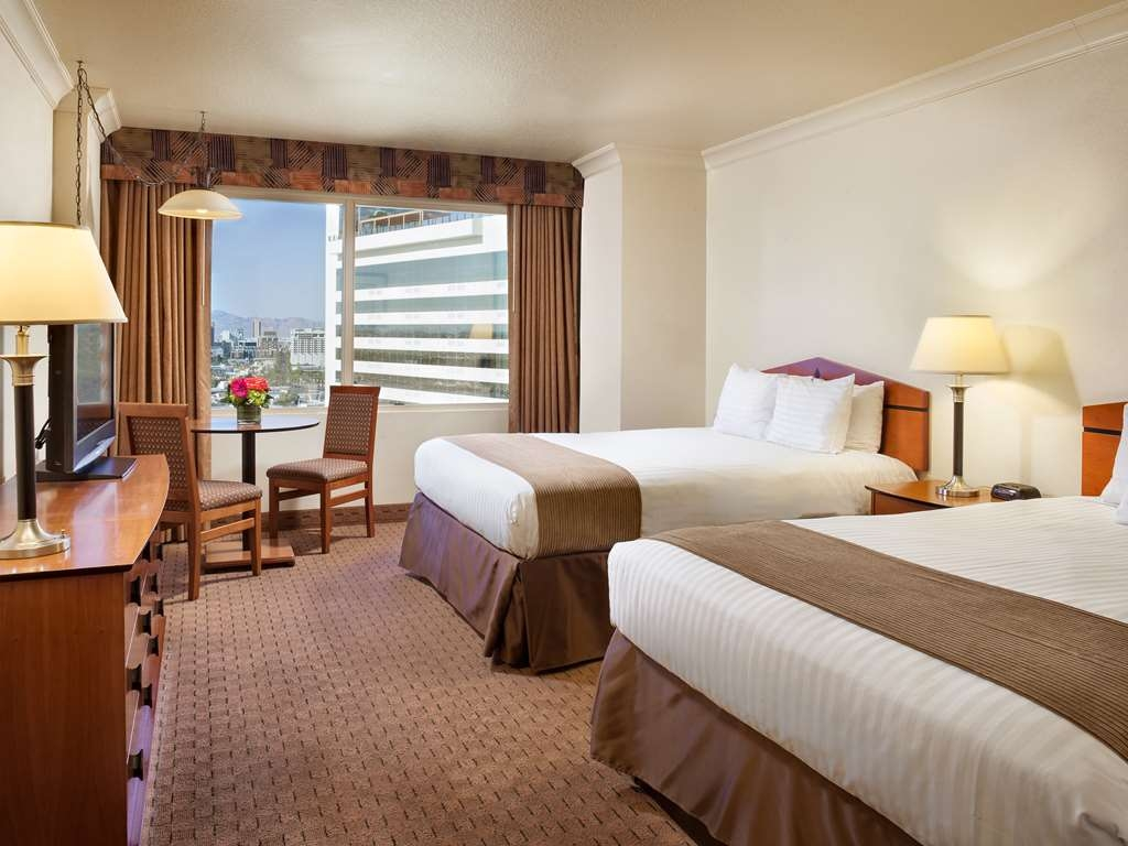 Stratosphere Hotel, Casino & Tower, BW Premier Collection - Mobility Accessible Double Queen Room