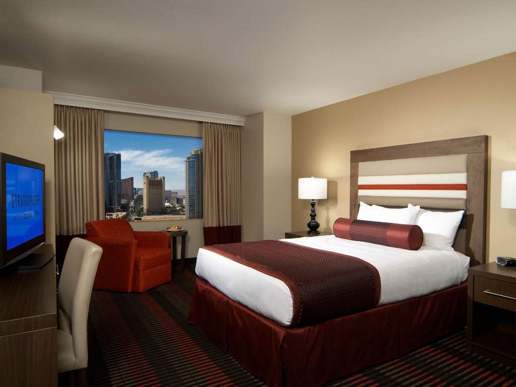 Stratosphere Hotel, Casino & Tower, BW Premier Collection - Camere / sistemazione