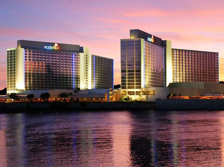 Aquarius Casino Resort, BW Premier Collection - Vista exterior