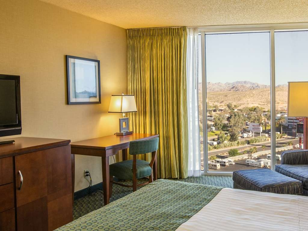 Aquarius Casino Resort, BW Premier Collection - Panorama King Guest Room