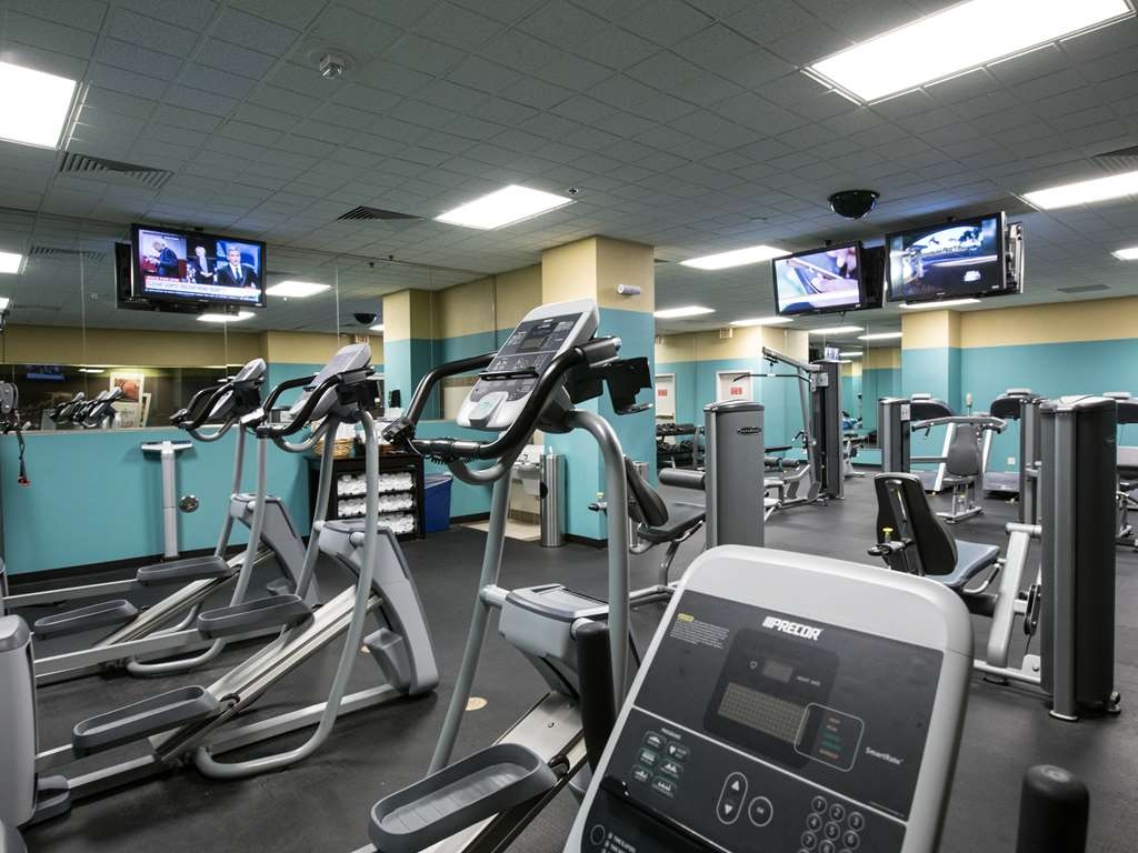 Aquarius Casino Resort, BW Premier Collection - Fitnessstudio
