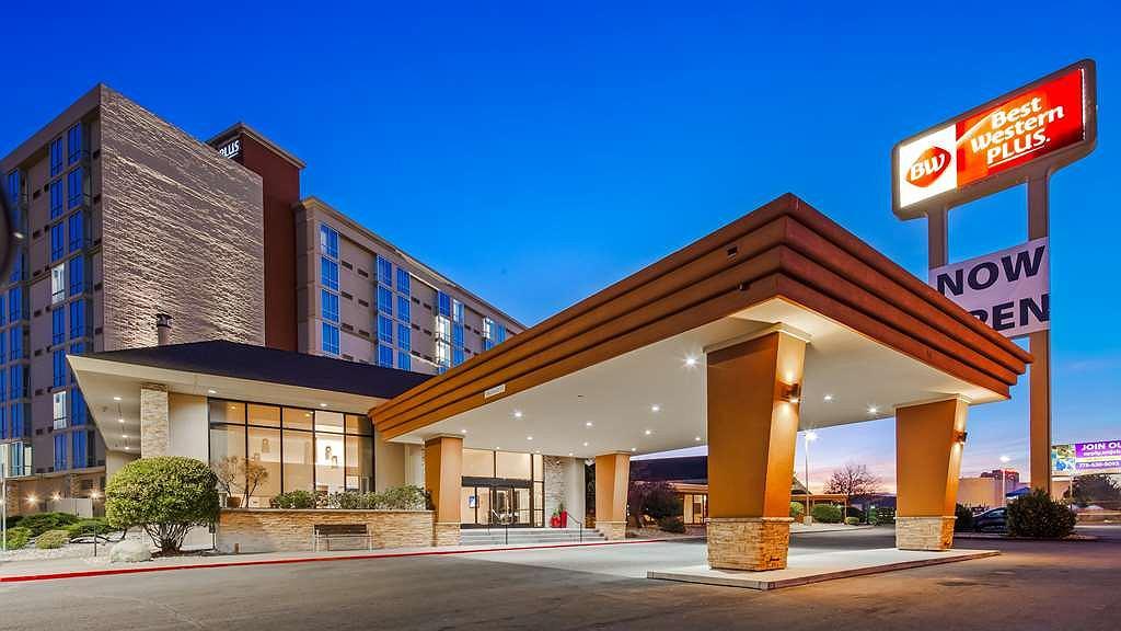 Best Western Plus Sparks-Reno Hotel - Vista exterior