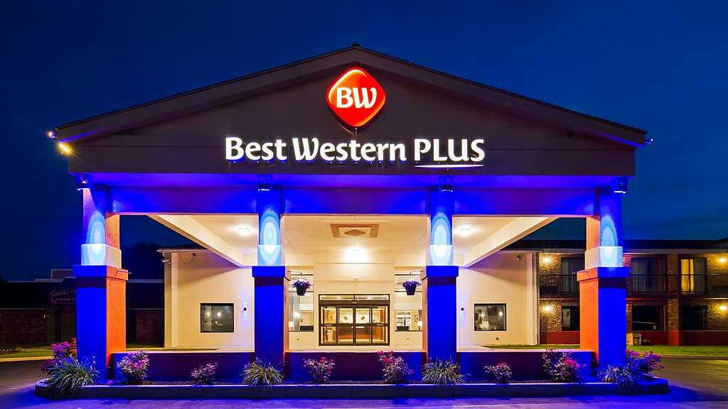 Best Western Plus Keene Hotel - Area esterna