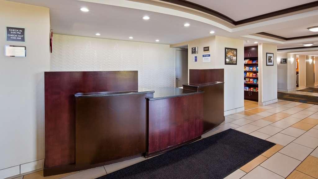 Best Western Plus Keene Hotel - Front Desk