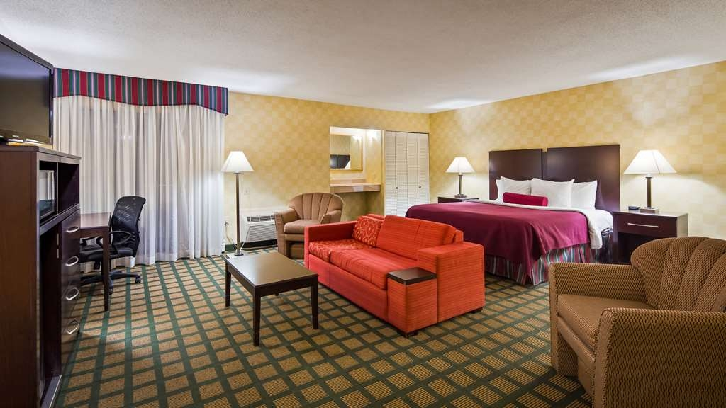 Best Western Plus Keene Hotel - Habitaciones/Alojamientos