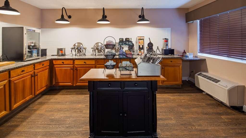 Best Western Plus Executive Court Inn & Conference Center - Restaurant / Etablissement gastronomique