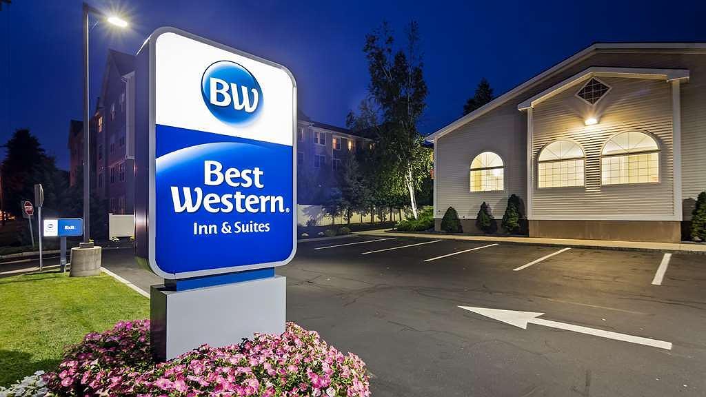 Best Western Concord Inn & Suites - Vista exterior