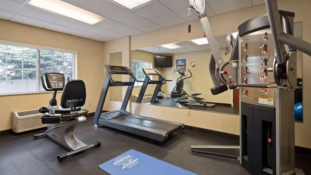 Best Western Concord Inn & Suites - Club de remise en forme