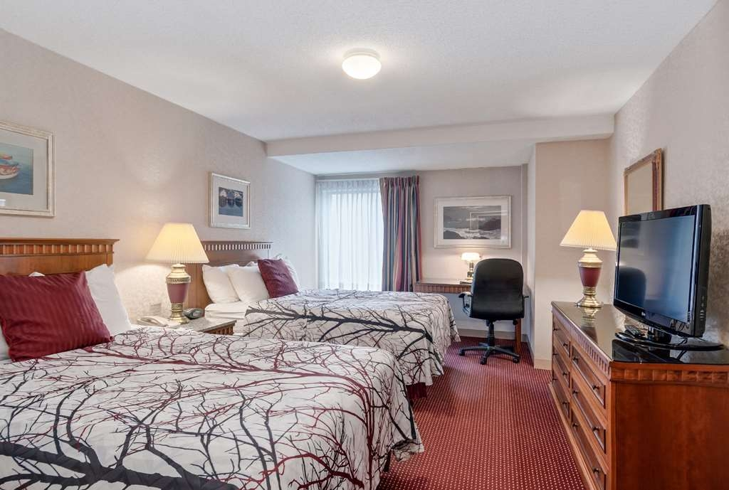 Best Western Plus Portsmouth Hotel and Suites - Chambres / Logements