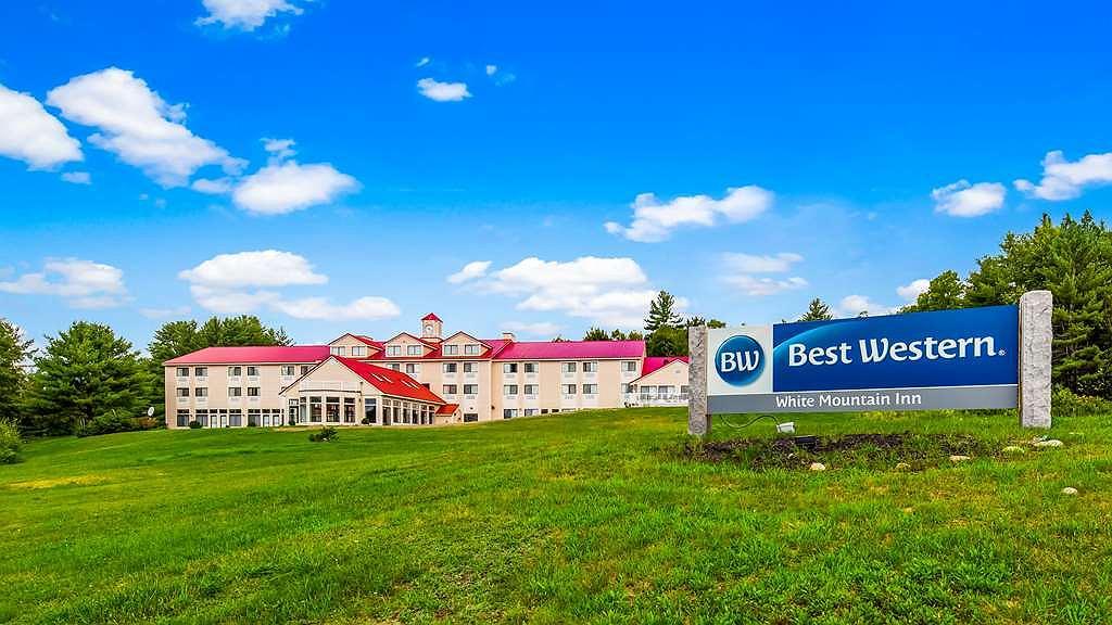Best Western White Mountain Inn - Facciata dell'albergo