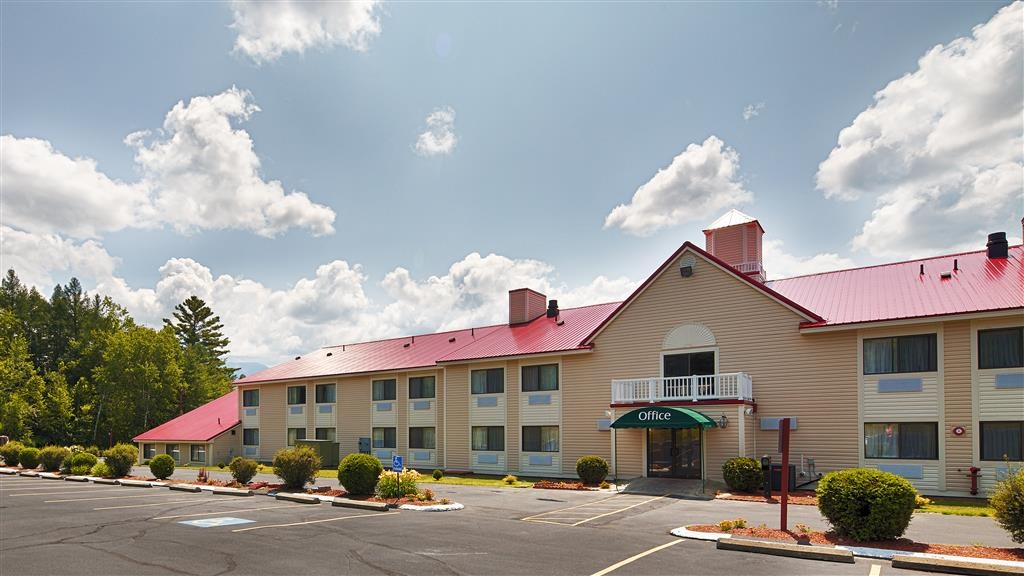 Best Western White Mountain Inn - Façade