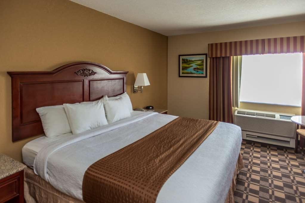 Best Western White Mountain Inn - habitación de huéspedes-amenidad