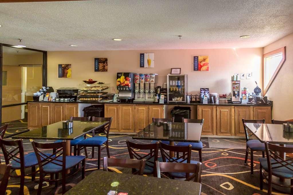 Best Western White Mountain Inn - desayuno de cortesía