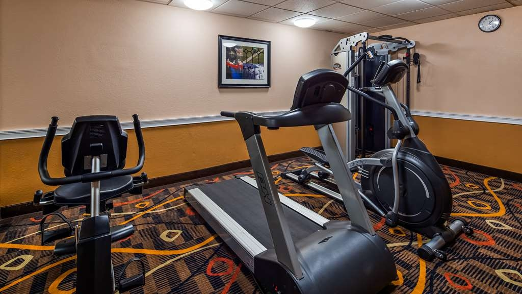 Best Western White Mountain Inn - Club de salud